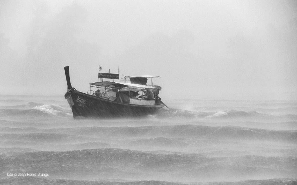 Emozioni in tempesta - foto di Jean Pierre Brungs