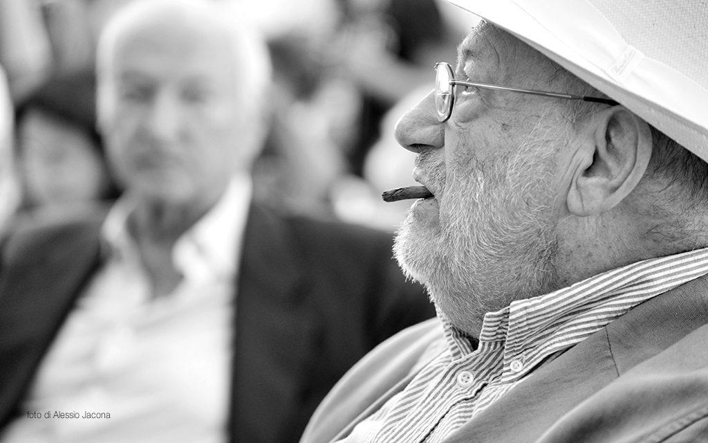 Umberto Eco - foto di Alessio Jacona